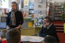 Semaine de la presse 2015 / Les élèves de 4e8 de Mme Boujon ont accueilli 2 journalistes de l'Est Républicain