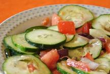 Salads / by Ashley Kear