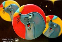 Circo biscoito