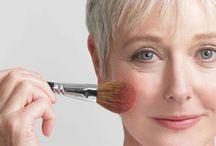 Rijpere huid make up