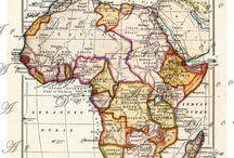 Maps - Africa