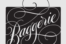 Hand Lettering & Typographic samples