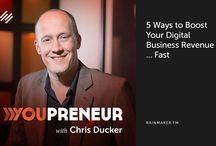 Miscellaneus / Entrepreneurship, Productivity, Startups, Personal Finance, Passive Income, Real Estate and more...