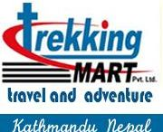 Trekking Equipment /  We organize trekking tours,travel and adventure, peak climbing, Jungle Safari and many more incentive packages in Nepal, www.trekkingmart.com