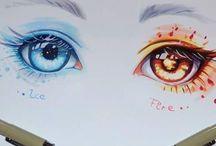 eyes magic