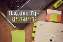 Blogging and Social Media Ideas / Blogging and social media hints and tips to help boost your engagement and traffic to your blog! www.ginlemomade.wordpress.com