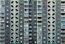 Architecture ~ Buildings & Arches ~