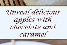cioccolato e caramello