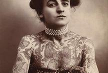 vintage lady skin