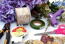 DIY bridal brooch bouquet / by Lori Adams