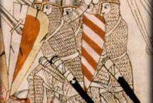 Shield - Tarcza średniowieczna