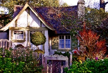 Cozy Cottages / Tiny cottages with loads of charm. / by Suzanne Eisenhauer