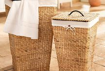 Trendy Laundry Basket