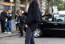 Grey jeans / grey jeans