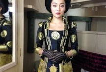 Asian-Victorian Fusion Dresses / Crazy Steampunk ideas