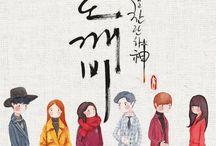 k-drama Anime