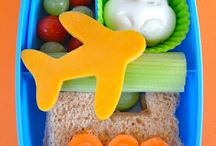 Food ~ Kids Eats / muffin tin meals, bento box lunches, school lunch ideas, and other fun food ideas for kids
