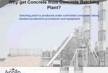 Manufacturers of concrete plant