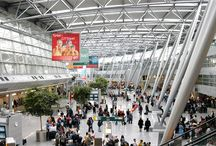 Airports / Nationale und internationale Flughäfen