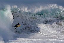 Water #waves#deep_blue / Water. Waves. Ocean. Pools. Surf. Still
