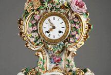 Relojes de mesa / by María Luz Rodriguez Gonzalez