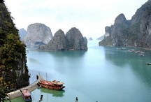 Vietnam / Vietnam has an amazing mix of culture, history and nature. It is located in Southeast Asia and borders China, Laos and Cambodia. Main tourist destinations are Hanoi, Ho Chi Minh City, Danang, Hoi An and the Mekong Delta.