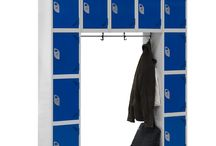 Armour Lockers / Armour lockers supplied by Storage Design Limited www.locker-catalogue.co.uk Tel: 01446 772614  www.storage-design.ltd.uk  info@storage-design.ltd.uk