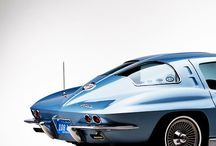 Corvette Split Window
