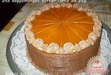Eta dobos torta