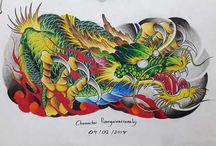 dragao oriental