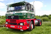 T FODEN TRUCKS / Trucks of the British brand,FODEN.(UK)
