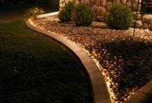 φωτισμός κήπου