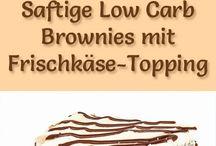 kuchen stücke mit Schokolade