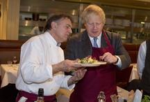 Raymond and Mayor of London Boris Johnson launch new apprenticeship scheme 06.03.13