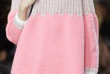 nové moderné pulovre
