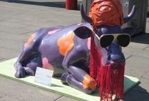 Cow Parade - Milan 2007