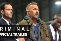 Criminal / The Mission Is In The Memories. Criminal – In Theaters April 15. Starring Ryan Reynolds, Kevin Costner, Gary Oldman, Tommy Lee Jones, Alice Eve, and Gal Gadot. / by LIONSGATE MOVIES