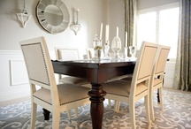 Dining Room Ideas / by I Should Be Mopping the Floor