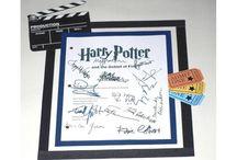 HARRY POTTER MOVIE SCRIPTS / HARRY POTTER SCREENPLAYS