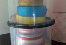 Craft Supplies Storage! :)