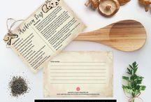 Victoria's Recipe Box
