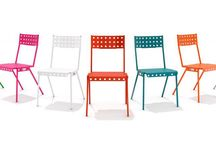 Outdoor chairs by Meccano Home