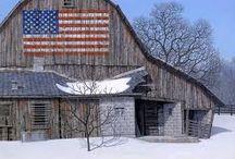 Barns / by Roxie