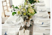 Table Settings / by Ginger Clayton