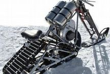 Snow Machines / Canadian auto's