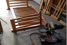 Cot bench