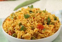 menu - rice