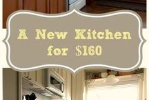 Kitchen Decor Dreams / Kitchen decor, organization, & reno ideas
