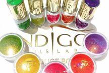 Gel brush / Linea gel brush: gel color in boccetta con il pratico pennellino.. una vasta gamma di colori per tutte le esigenze ed una coprenza ottimale