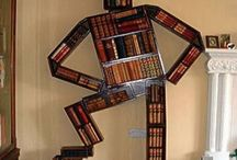 Cool things that hold books